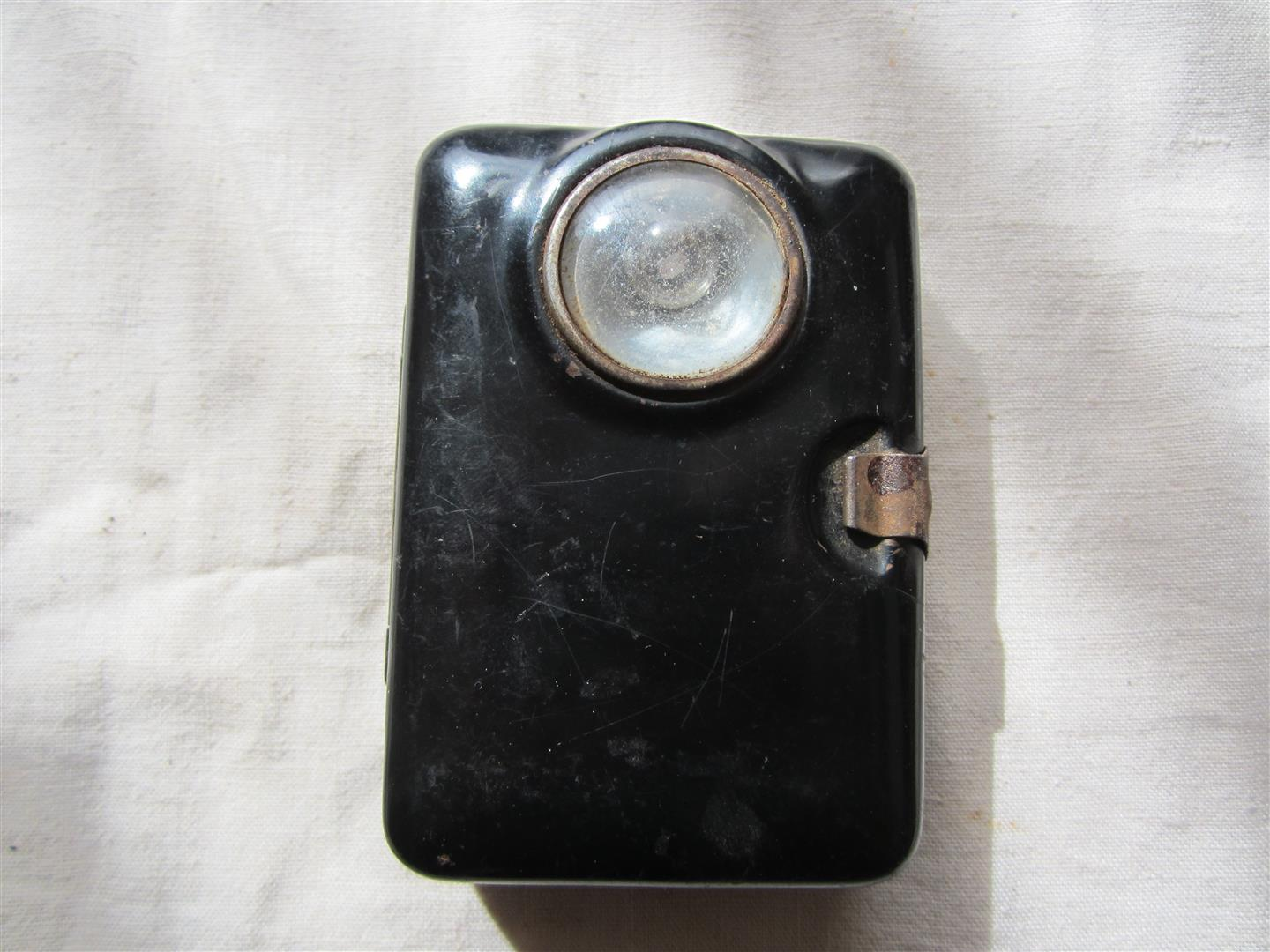 WW2 WH Pocket Torch